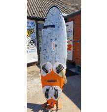 RRD Firemove V3 Ltd 100L 2018 Windsurf Board Second Hand - WetnDry Boardsports