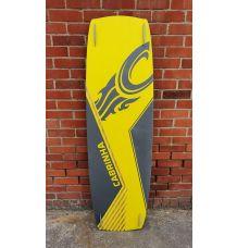 Cabrinha Stylus Kitesurf Board 165cm + H1 Pads (Second Hand)