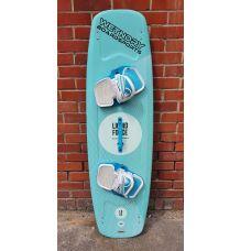 Liquid Force Edge Kitesurf Board 146cm + Pro Footpads (Ex Demo Board)