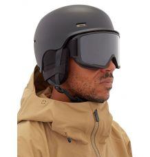 Anon Highwire Snowboard Helmet (Black)