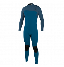 O'Neill Hyperfreak Comp 4/3mm Zipless Wetsuit (UltraBlue/Blue)