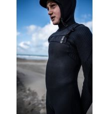 O'Neill Hyperfreak 5/4 Chest Zip Full Wetsuit w/Hood Youth