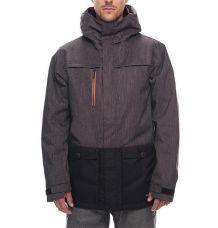 686 Anthem Insulated Snowboard Jacket 2019 (Black Denim) - Wetndry Boardsports