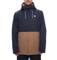 686 Foundation Insulated Snowboard Jacket 2019 (Navy) - Wetndry Boardsports