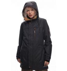 686 Womens Spirit Insulated Snowboard Jacket 2019 (Black Herringbone)