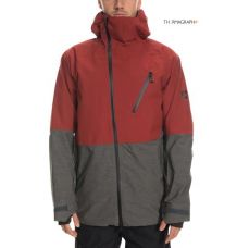 686 GLCR Hydra Thermagraph Snowboard Jacket 2020 (Rusty Red)