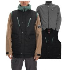 686 Smarty 4-in-1 Complete Snowboard Jacket 2020 (Black)