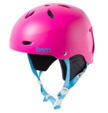 Bern Brighton H2O Womens Helmet (Magenta)