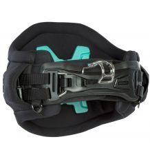 ION Apex Kitesurf Harness (Black/Pistachio)