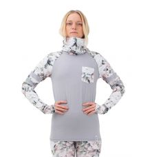 Eivy Womens Icecold Base layer Crew 2019 (Bloom) - Wetndry Boardsports