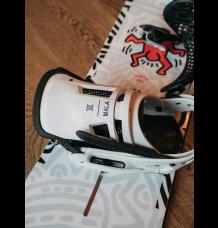 Burton Malavita EST Snowboard Binding (Frost) 2020