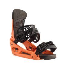 Burton Malavita EST Snowboard Binding (Salmon) 2020