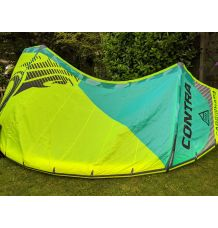 Cabrihna Contra 15m Kite with Bar and Lines 2015 (Second Hand)