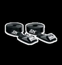 Dakine Baja Tie Down Straps (Black)