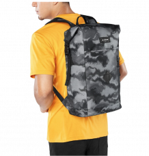 Dakine Mission Surf Roll Top 28L Backpack (Dark Ashcroft Camo)