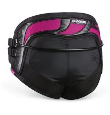 Dakine Womens Vision Kite/Wind Seat Harness (Black)