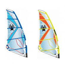 Ezzy Zeta Windsurf Sail 2020 - Wetndry Boardsports