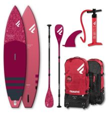 "Fanatic Diamond Air Touring 11'6"" x 31"" SUP Package 2020 - Wetndry Boardsports"