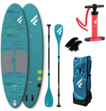 "Fanatic Fly Air Pocket 10'4"" x 33"" SUP Package 2020"