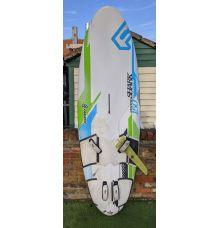 Fanatic Shark FreeRide Windsurf Board (Second Hand) - Main
