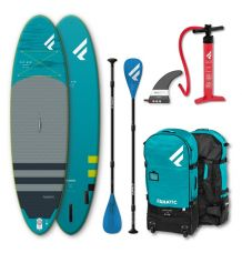 Fanatic Fly Air Premium SUP Package 2020 -Wetndry Boardsports