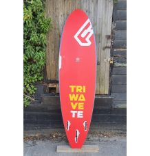 Fanatic Tri Wave Team Edition 82L Windsurf Board 2017 (Second Hand)