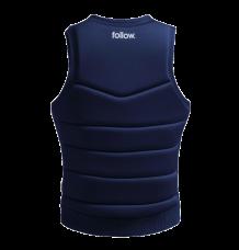Follow Ladies Primary Cord Impact Vest (Navy)
