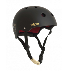 Follow Pro Wakeboard Helmet (Black/Blood)