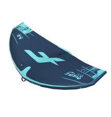 F-One Strike Wing (Slate/Blue Lagoon)