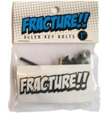 "Fracture Allen Key Skate Bolts (1"")"