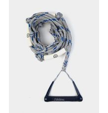 Follow Surf Package Wakesurf Rope/Handle (Navy/Grey)