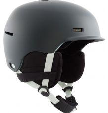 Anon Highwire Snowboard Helmet (Iron) - Main