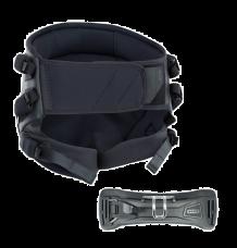 ION Octane Windsurf Seat Harness (Black) 2020