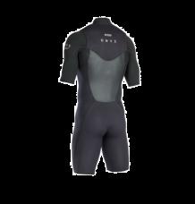 ION Onyx Element Shorty 2/2mm FZ Wetsuit (Black) 2020