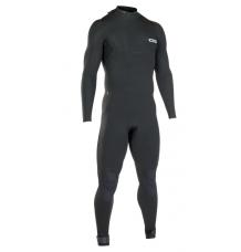 ION Strike Amp Semidry 5/4 Wetsuit 2019 (Black) - Wetndry Boardsports