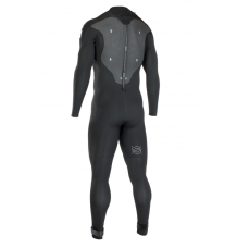 ION Strike Core Semidry 5/4 Wetsuit (Black)