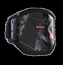 ION Womens Jade 6 Windsurf Waist Harness (Black) 2020