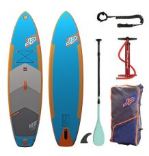 """JP Allround Air LE 10'6"""" x 32"""" Stand Up Paddle Board (Package) - Wetndry Boardsports"""