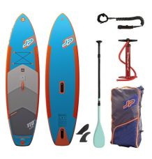 "JP Allround Air LE Windsurf 11' x 34"" Stand Up Paddle Board (Package)"