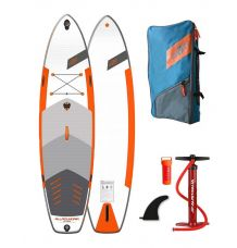"""JP Allround Air LE 3DS 10'6"""" x 32"""" Inflatable SUP 2021"""