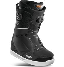 ThirtyTwo Lashed Double Boa Snowboard Boots 2021 (Black)