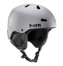 Bern Macon EPS Snowboard Helment 2018 (Grey)