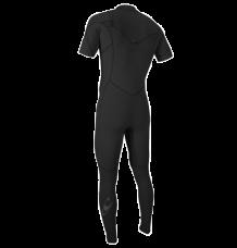 O'Neill Hammer 2mm Short Sleeved Wetsuit (Black) 2020