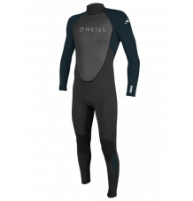 O'Neill Reactor II 3/2mm Wetsuit (Black/Abyss) 2020
