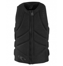 O'Neill Mens Slasher Impact Vest (Acid Wash/Black)