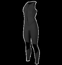 O'Neill Women's Reactor 1.5mm Sleeveless Wetsuit (Black) 2020