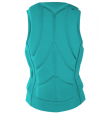O'Neill Womens Slasher B Impact Vest (Light Aqua)