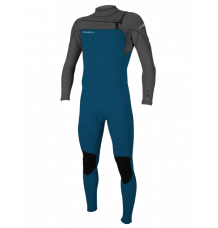 O'Neill Youth Hammer 3/2mm Chest Zip Wetsuit (Ultrable/Smoke) 2020