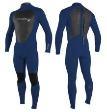 O'Neill Epic 5/4mm Back Zip Wetsuit (Navy/Navy)