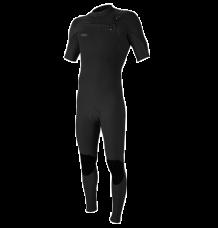 O'Neill Hyperfreak 2mm Short Sleeved Wetsuit (Black) 2020